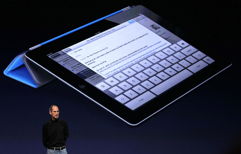 Apple iPad 10 jaar