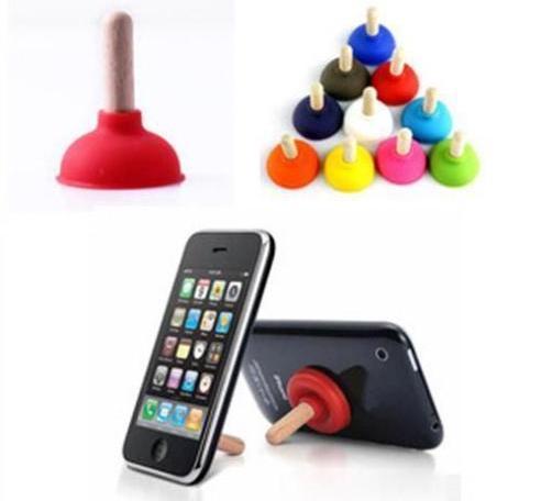 mini ontstopper smartphone standaard Ali