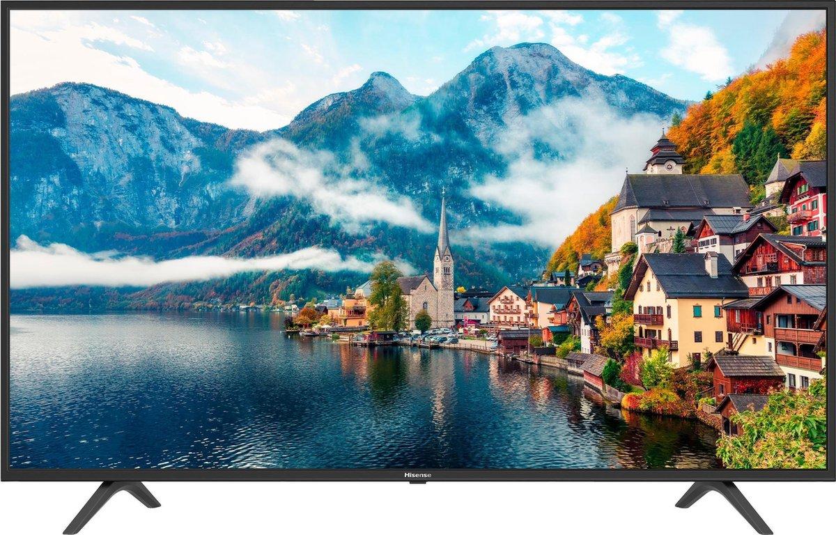 4K-televisie HiSense
