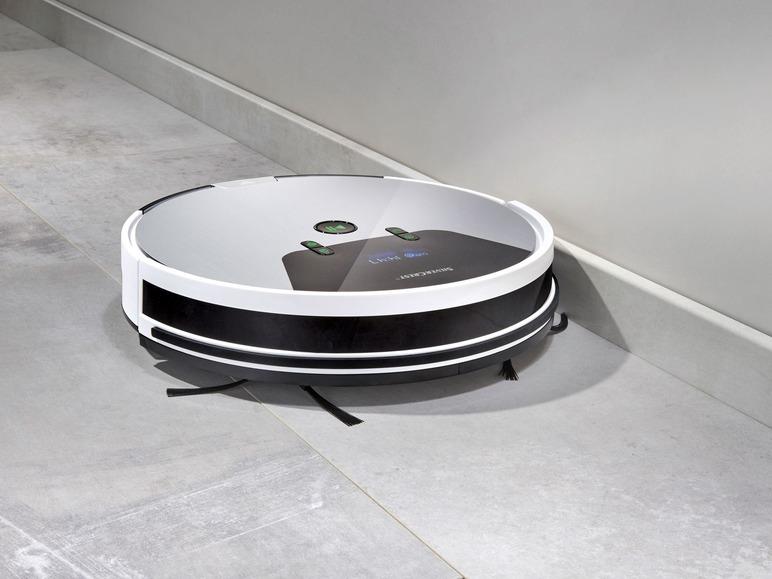 Silvercrest robotstofzuiger Lidl