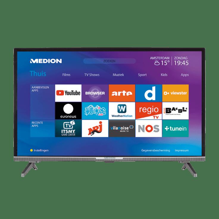 Medion HD smart-tv Aldi