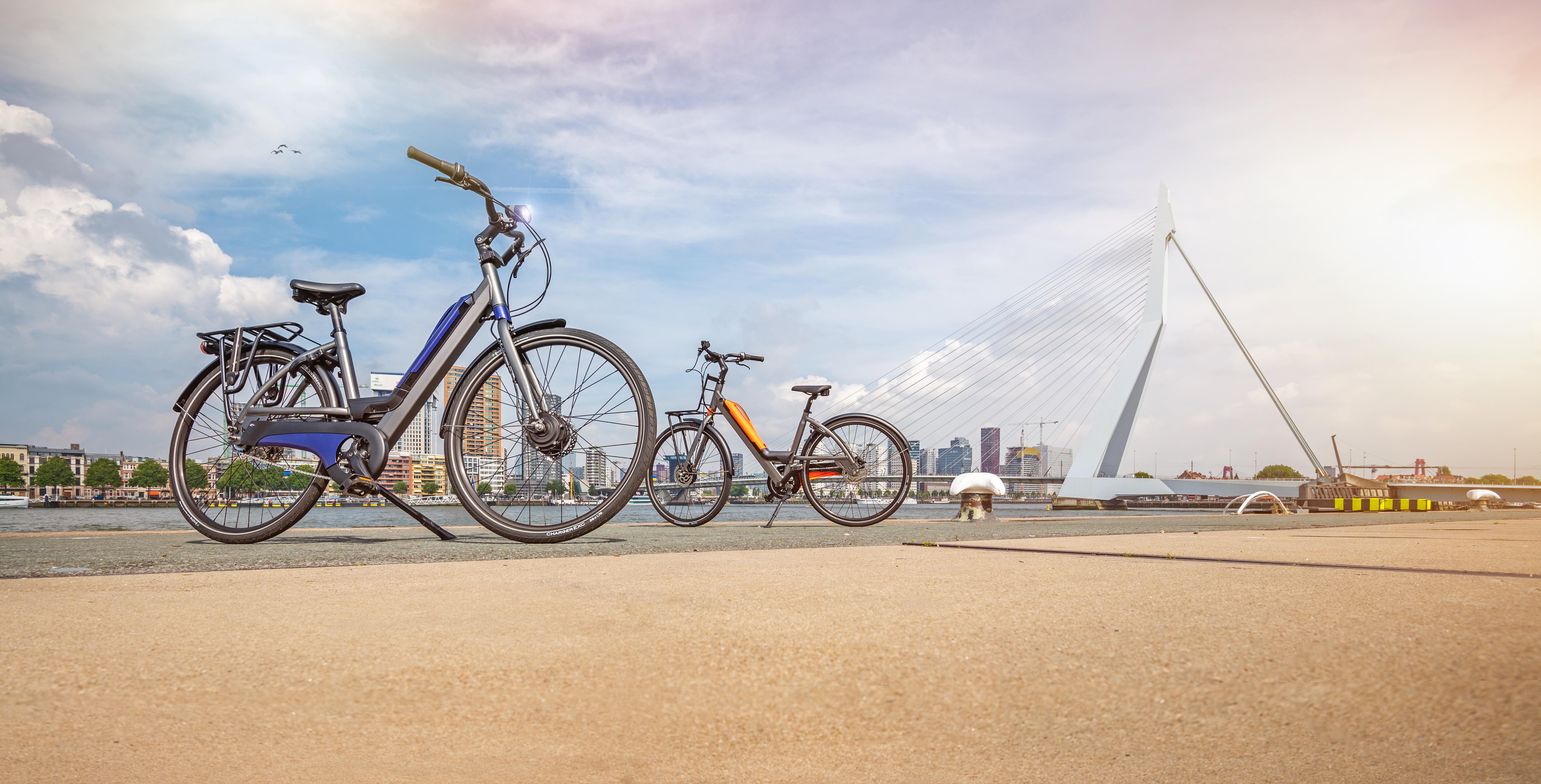 Bayck elektrische fiets