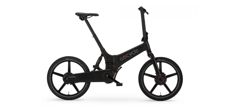 gocycle GX elektrische fiets