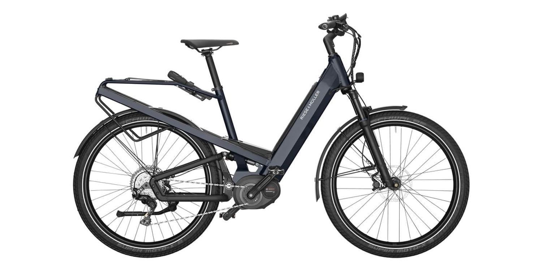 Riese Muller elektrische fiets Homage