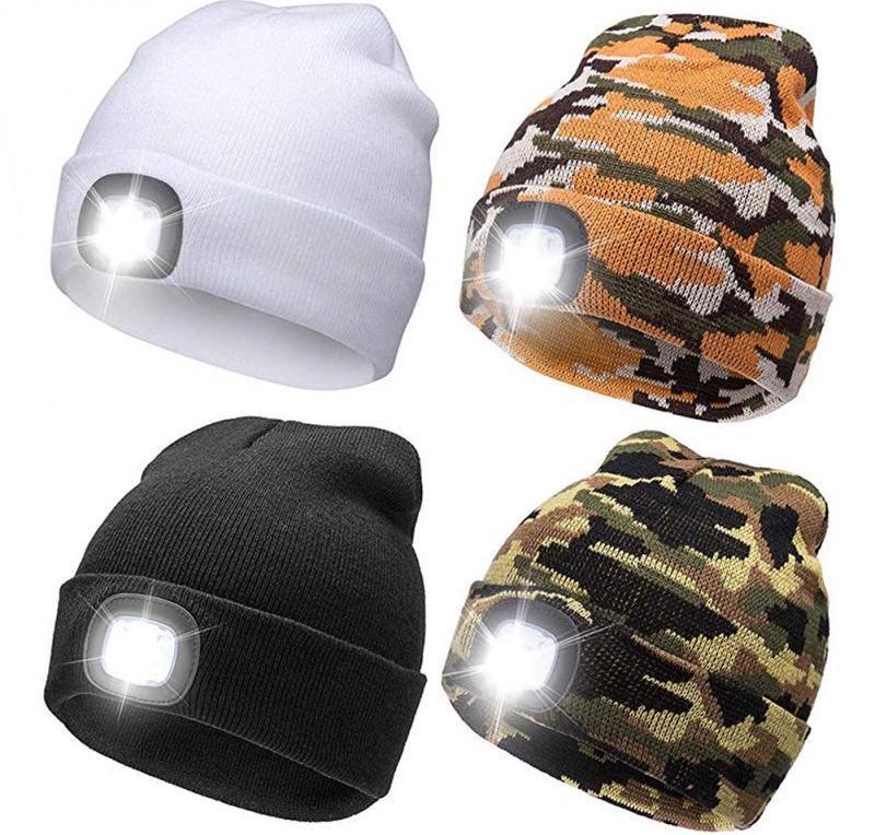 LED-beanie aliExpress