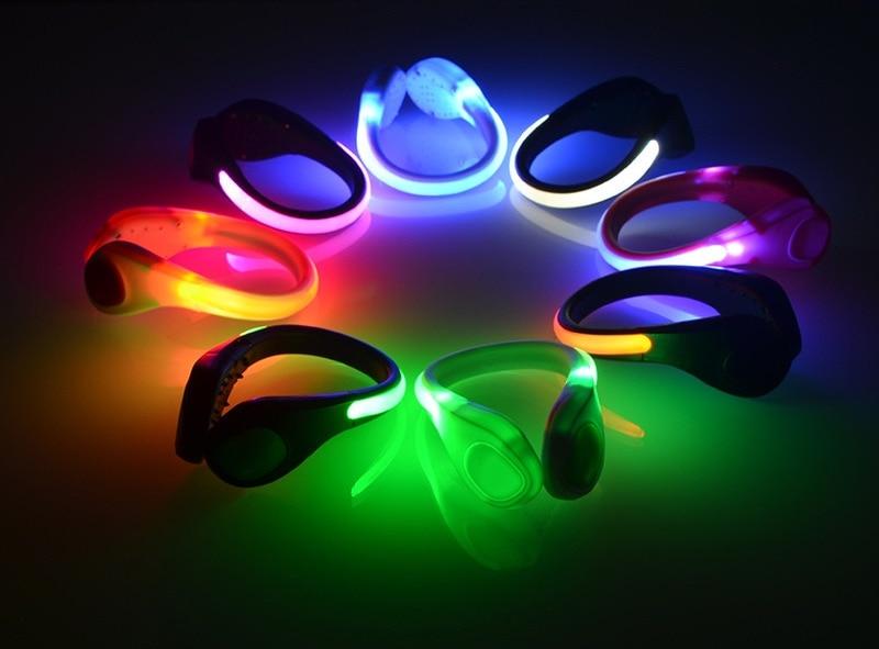 LED-lamp hardlopen AliExpress