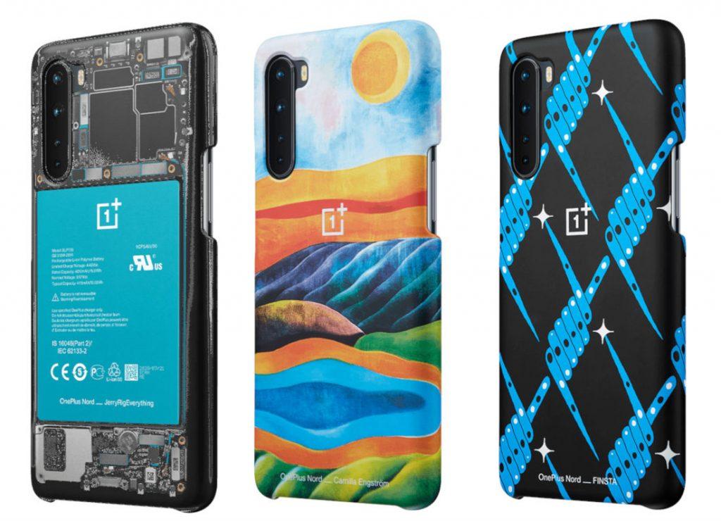 OnePlus Nord Creator Case