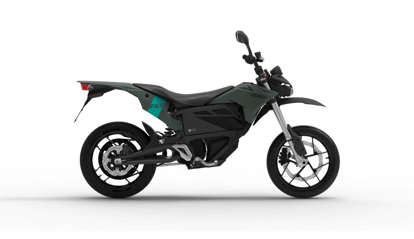 Zero FXS elektrische fiets