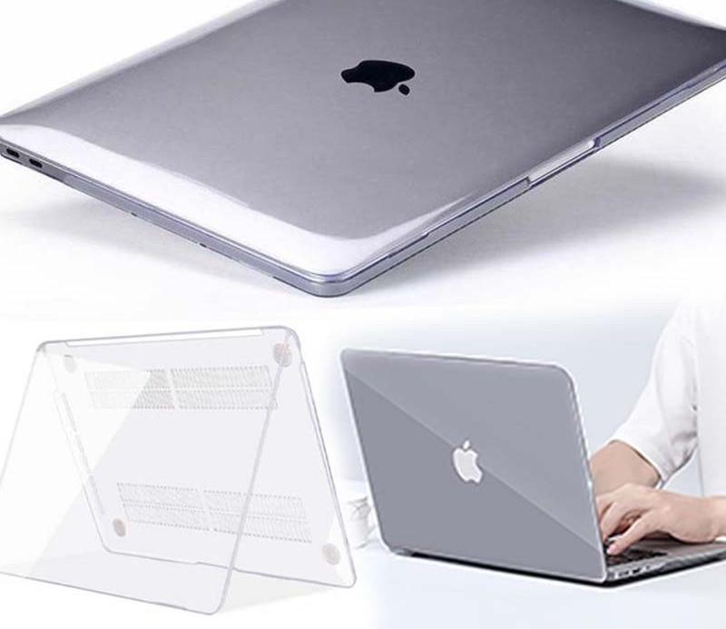 transparante Macbook cover