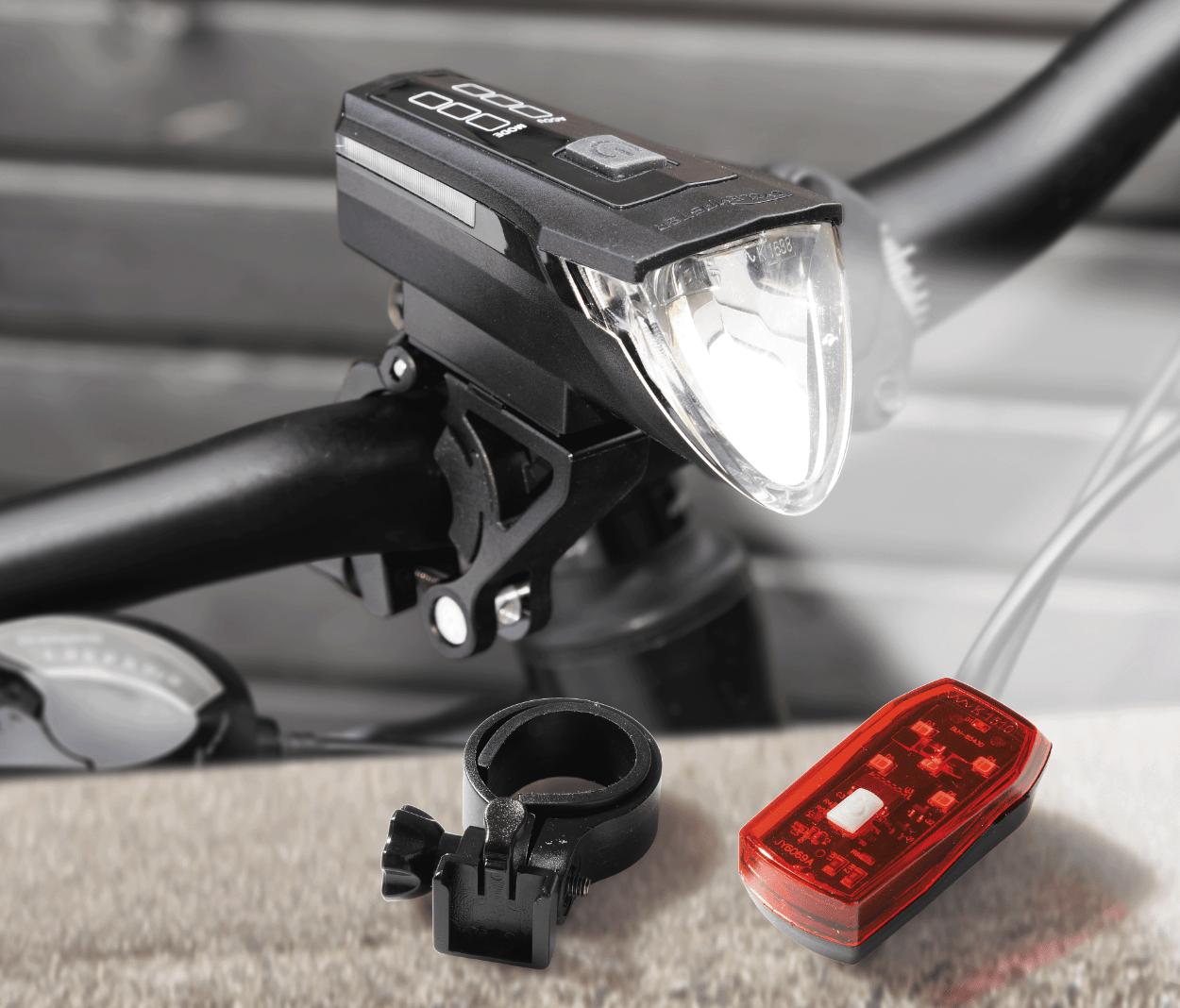 fietslamp Aldi