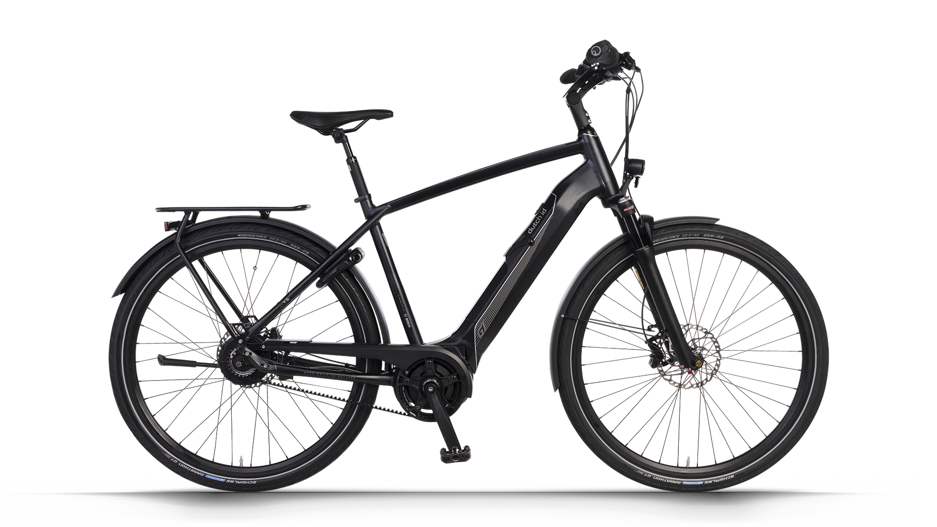 elektrische fiets Dutch ID