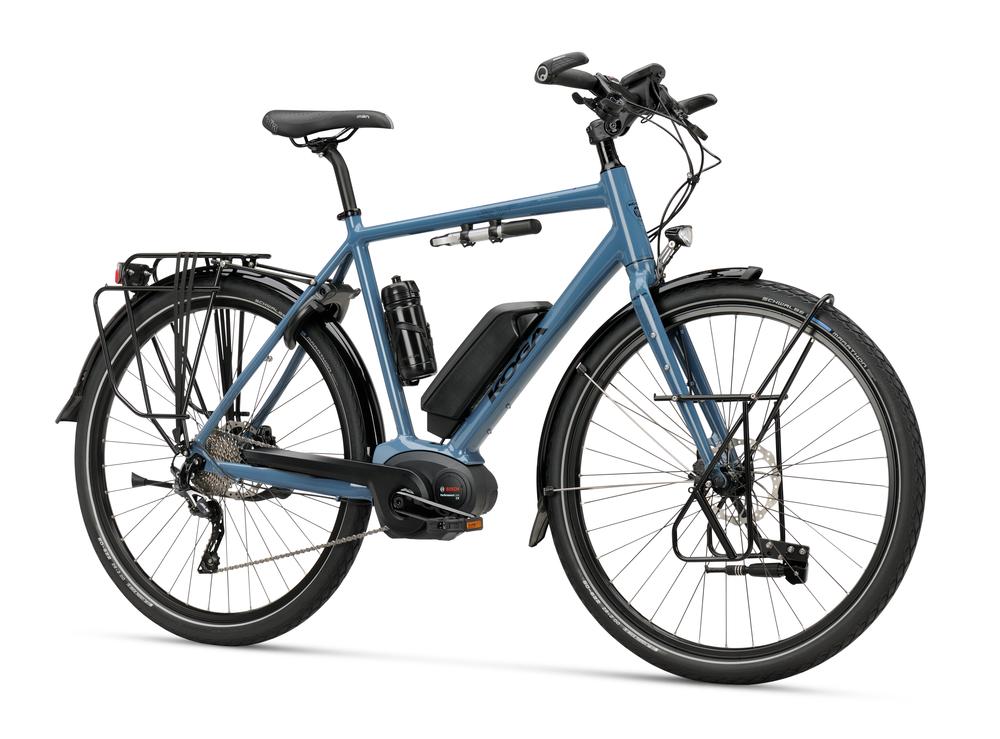 Koga elektrische fiets worldtraveler