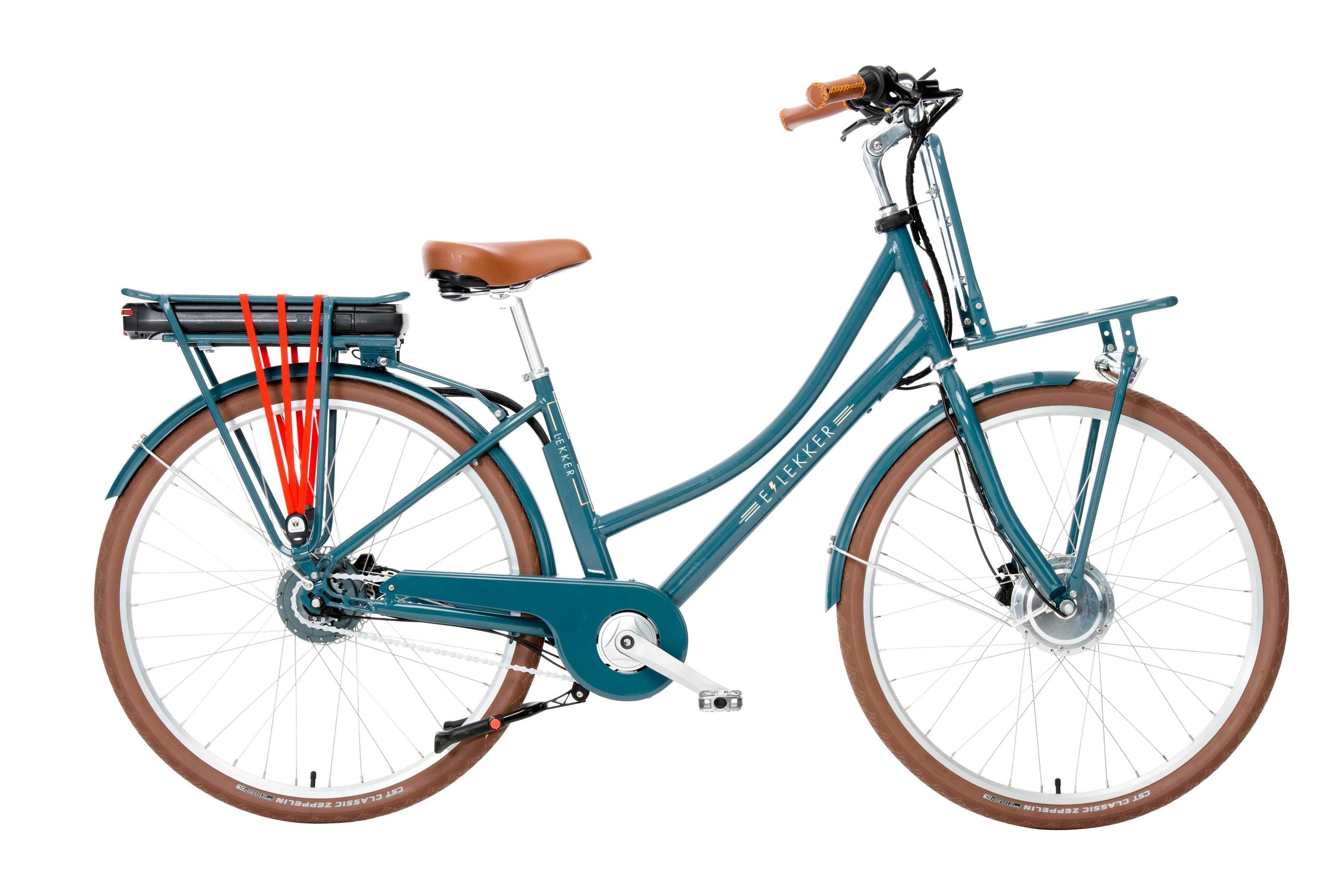 Lekker Bikes Jordaan+ elektrische fiets