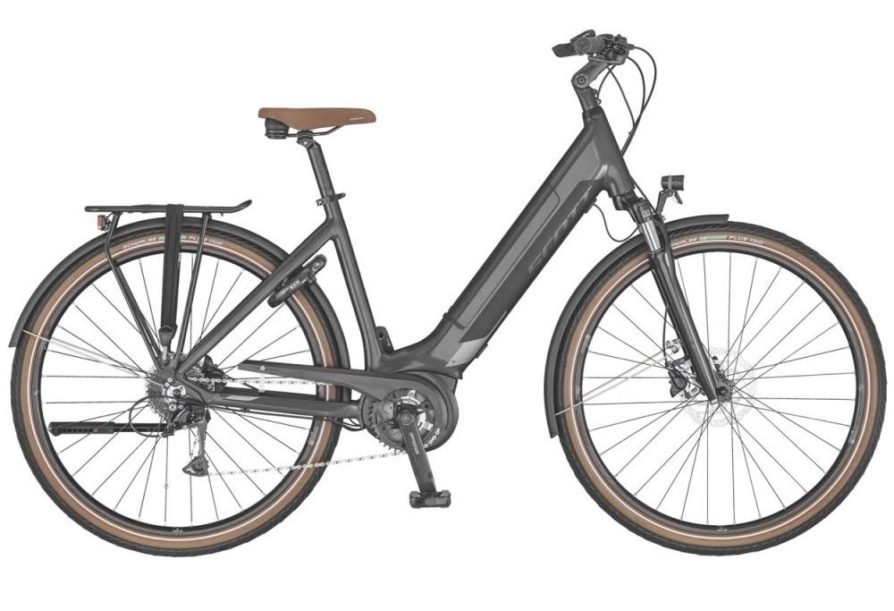 Scott Sub Active eRide elektrische fiets