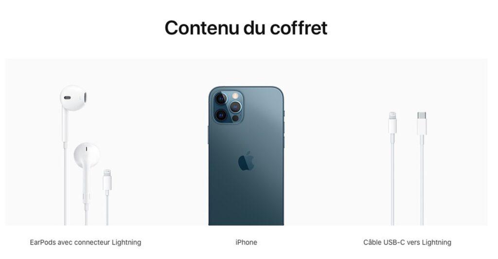 De iPhone 12 in Frankrijk