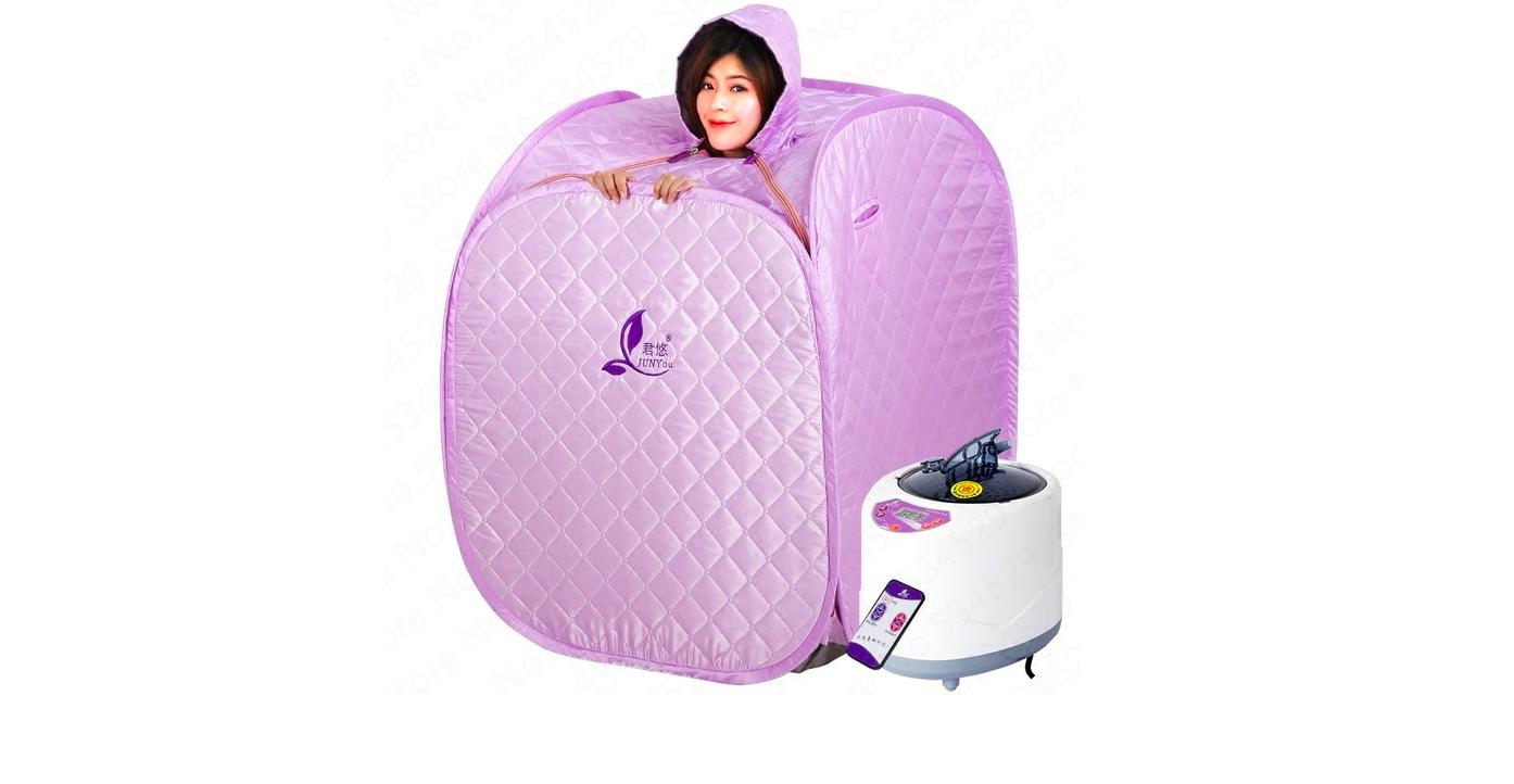 opvouwbare sauna