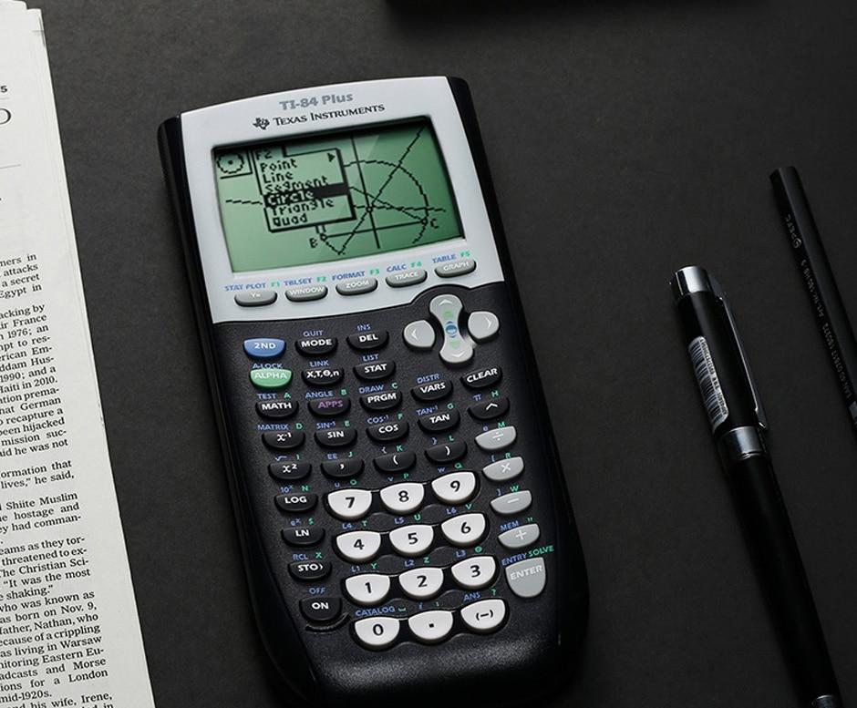 TI rekenmachine
