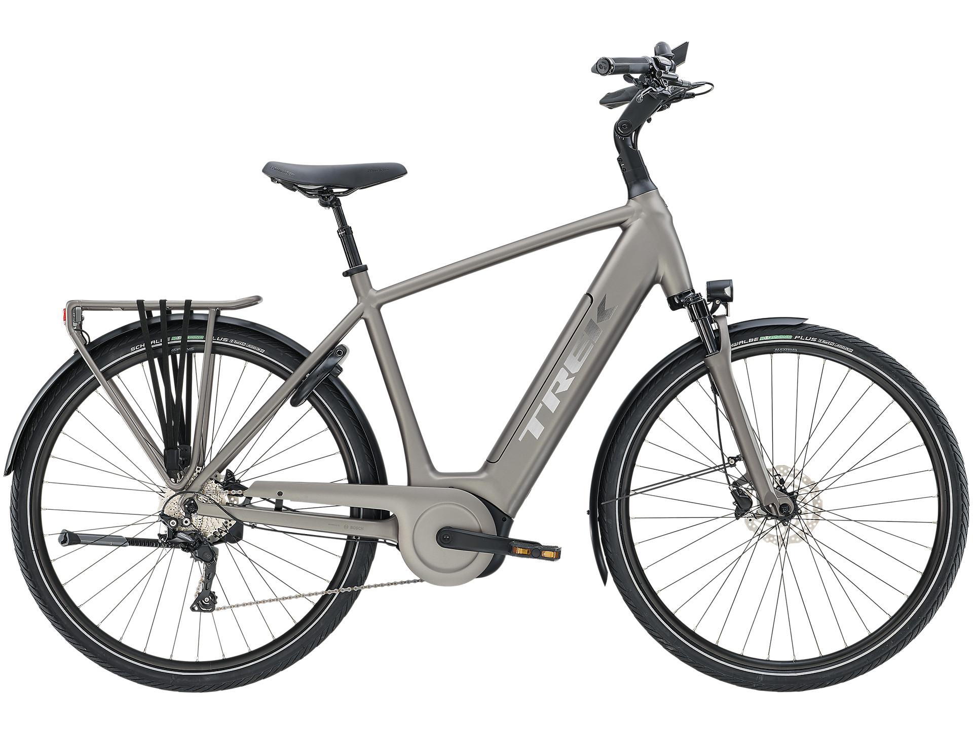 Trek Verve 2021 elektrische fiets