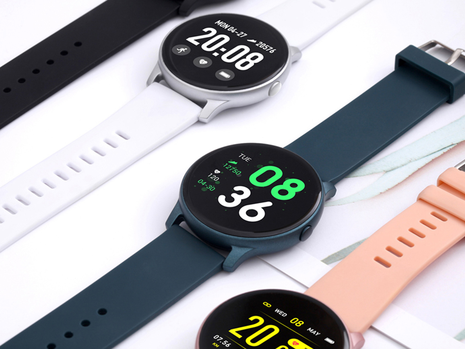 Activity tracker Groupdeal