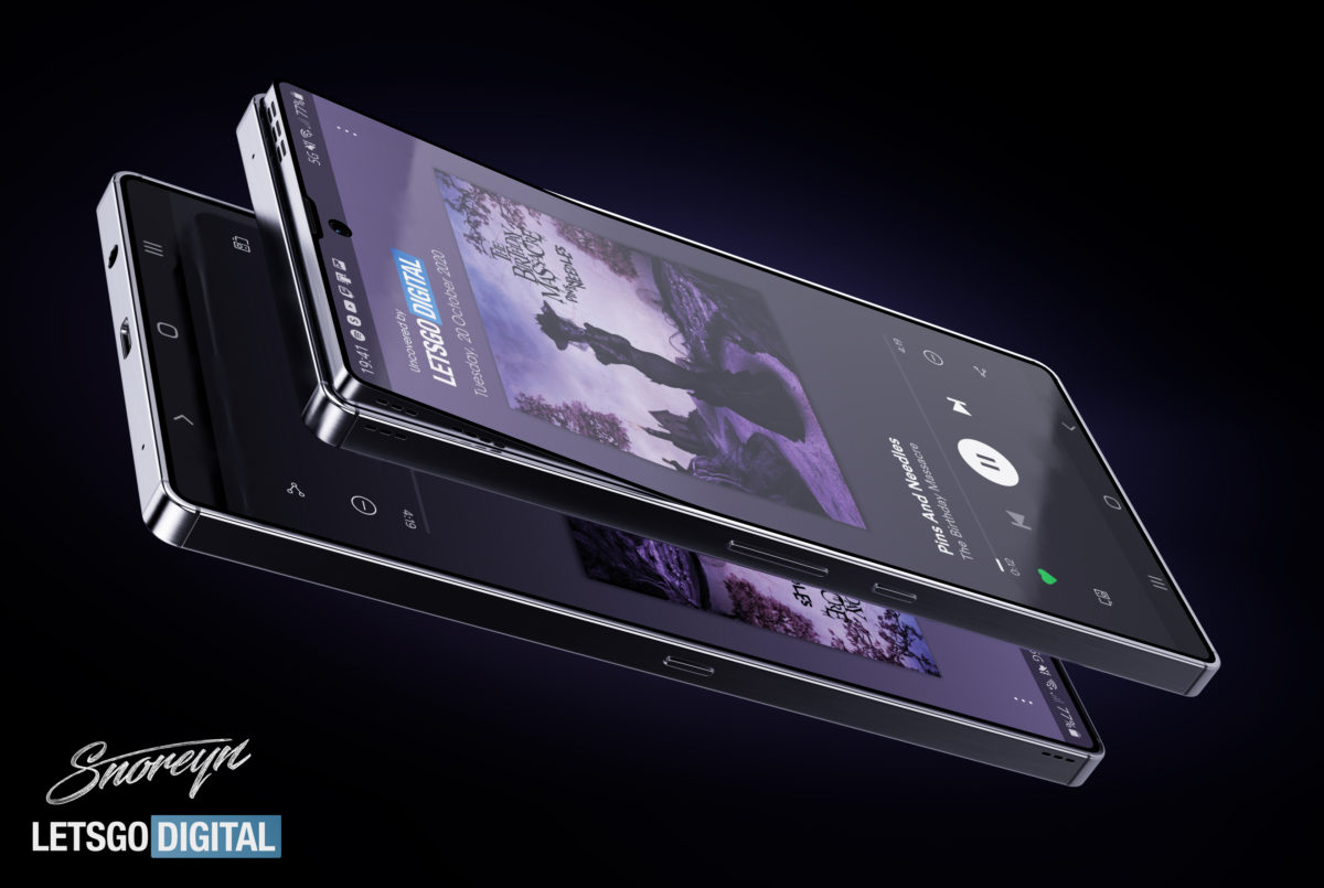 Samsung-telefoon
