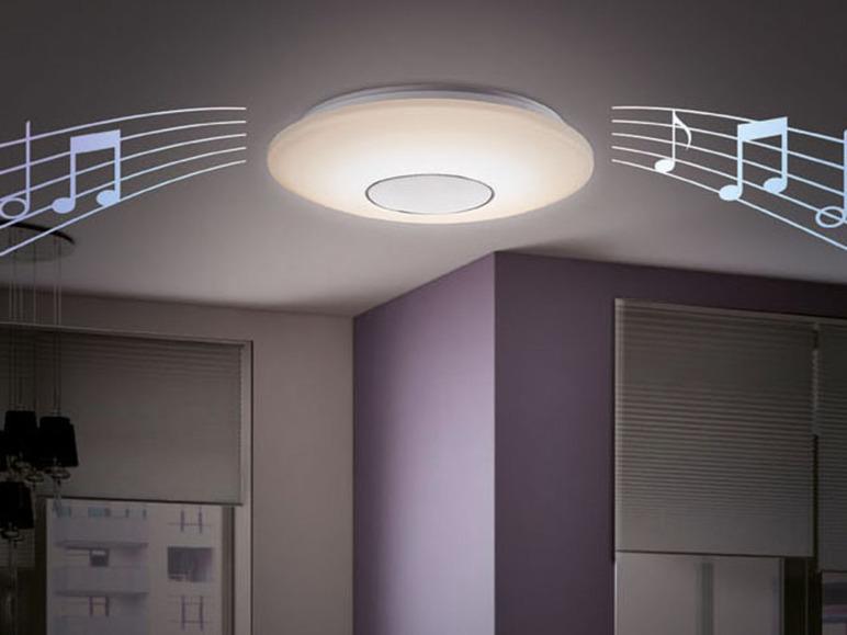 speaker lamp Lidl