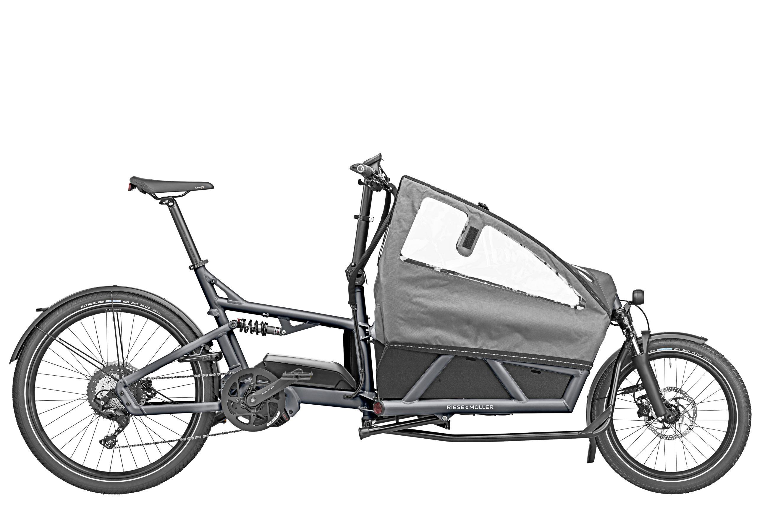 Riese Muller Load 60 e-bike