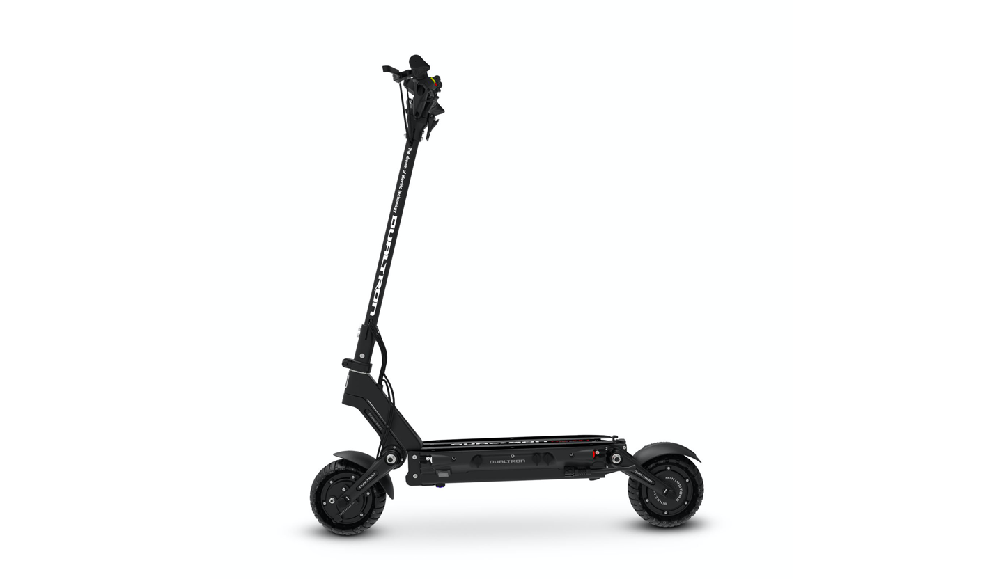Dualtron compact scooter