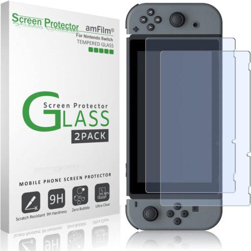 Screenprotector voor Nintendo Switch