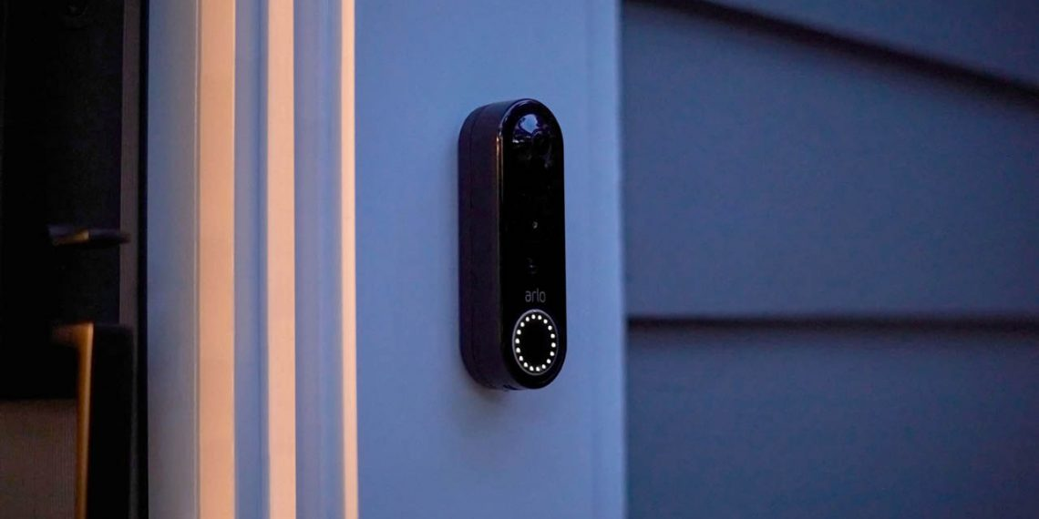 Arlo Essential Wire-Free Video Doorbell: interessante Ring concurent - Want